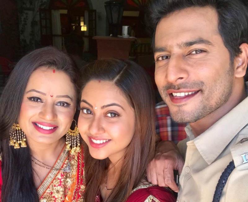 Tujhase Hai Raabta TV Series Star Cast