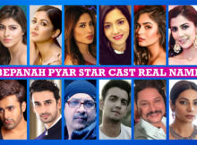 Bepanah Pyar Star Cast Real Name, Crew Member, Colors TV Serial, Wiki, Plot, Timing, Start Date, Genre, Image, Pictures, Pics And More
