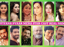 Sufiyana Pyaar Mera Star Cast Real Name, Star Bharat Show, Crew Members, Genre, Timing, Wiki, Bio, Story Plot, Start and More