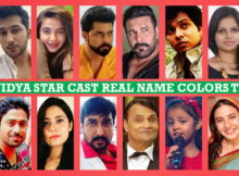Vidya Star Cast Real Name, Crew Members, Colors Serial, Story Plot, Genre, Start, Timing, Pictures, Wiki and More