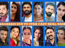 Magarasi Star Cast Real Name, Sun TV Serial, Crew Members, Genre, Wiki, Story Plot, Pictures, Timing, Start Date, Images