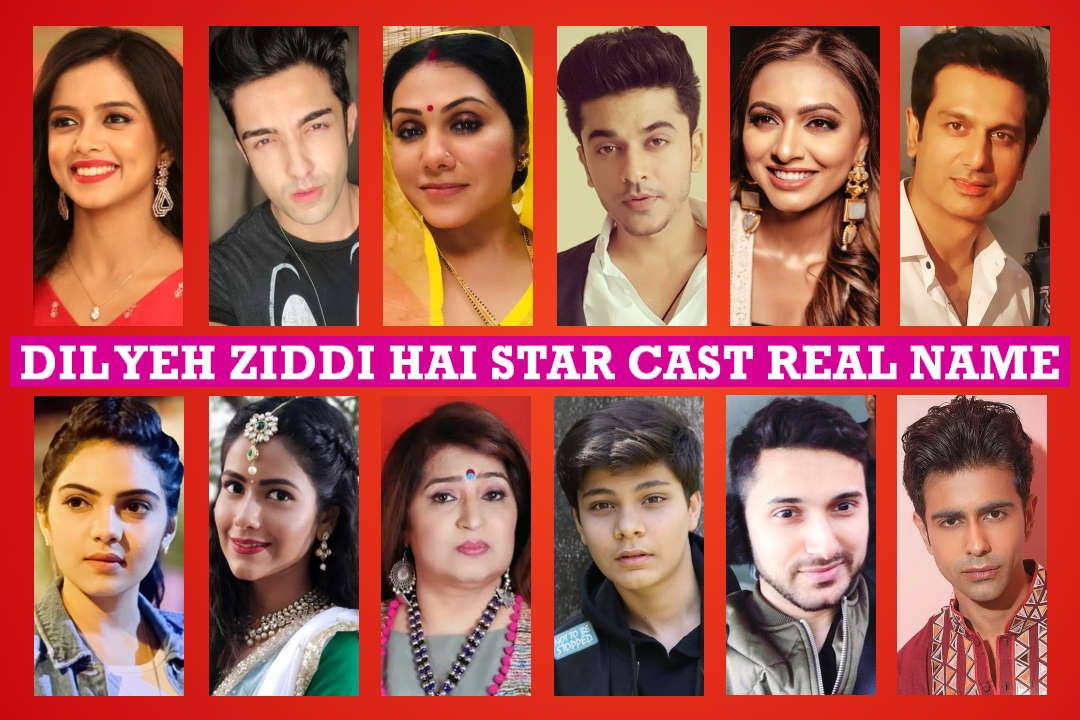 Dil Yeh Ziddi Hai Star Cast Real Name, Zee TV Serial, Crew Members, Genre, Pictures, Wiki, Timing, Story Plot, Premier, Start and More