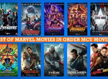 List of Marvel Movies in Order, All MCU Movies in Order, Marvel Cinematic Universe, Avengers Infinity War Google Drive