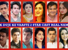 Ek Duje Ke Vaaste 2 Star Cast Real Name, Wiki, Timing, Crew Members, Sony TV Serial, Genre, Story Plot, Pictures, Start Date, Image, More