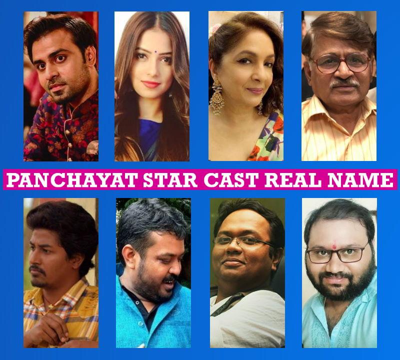 Panchayat Star Cast Real Name, Amazon Web Series, Stars, Actors, Actresses